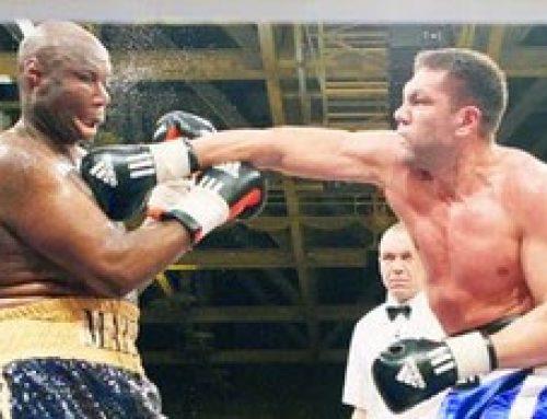 Kubrat Pulev knocked out a Brit