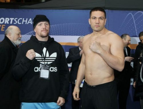 Kubrat Pulev knocked out the American in Berlin