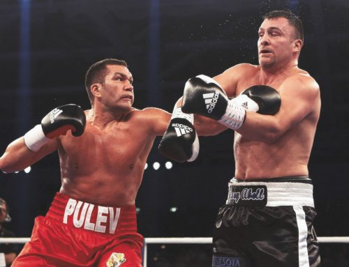 Pulev changed the Ukrainian's mind in Denmark