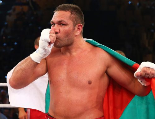 Kubrat Pulev knocks out exhausted Dimitrenko in 11 rounds