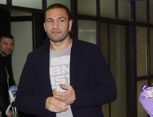 Kubrat Pulev: I worked on this uppercut in the locker room