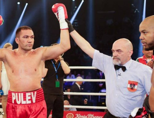 A thunderous knockout for Kubrat Pulev