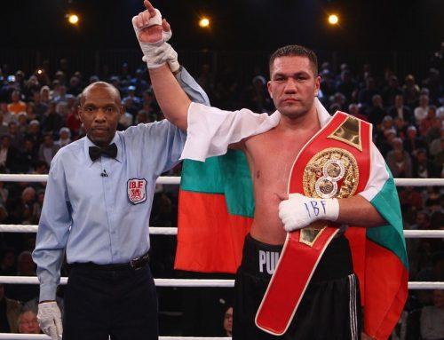 Kubrat Pulev retains European title with 11th Round KO