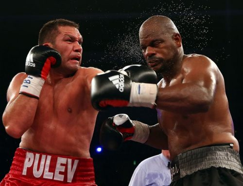 Kubrat Pulev crushes Tony Thompson in IBF Eliminator
