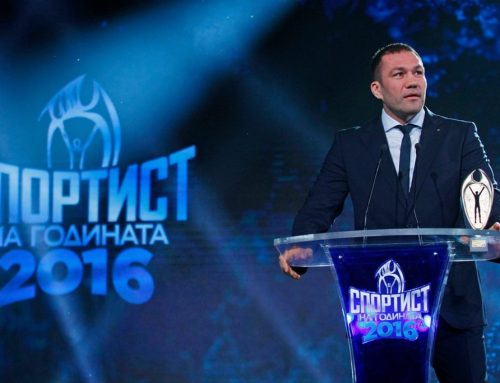 Kubrat Pulev among the best 10 athletes for 2016