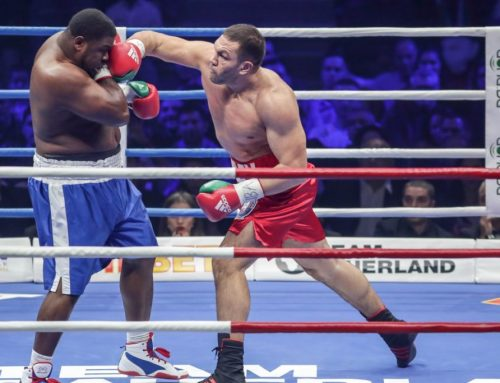 KUBRAT PULEV WINS WBA INTERCONTINENTAL TITLE