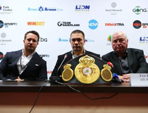 KUBRAT: I WANT WORLD TITLE FIGHT IN BULGARIA