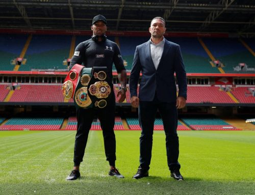 Kubrat Pulev: The battle will be terrifying