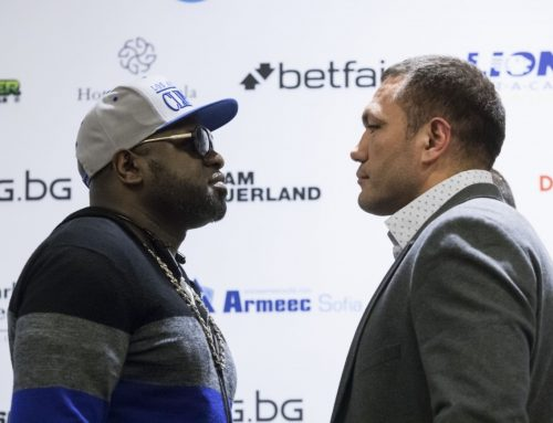 Kubrat Pulev: I Will Stop Johnson Inside And Outside The Ring