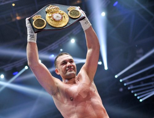 Kubrat Pulev: I Know I Can Do More