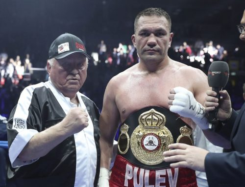 Kubrat Pulev vs Kevin Johnson: WBA Intercontinental title defence – 28 April 2017