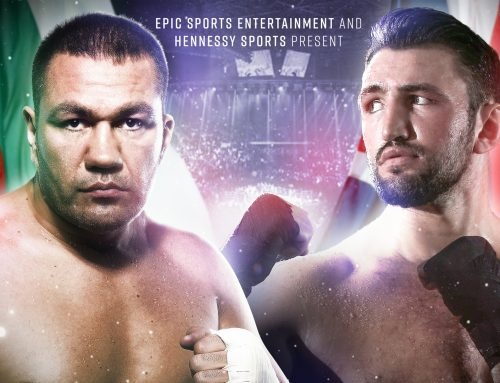 Tickets for the fight between Kubrat Pulev and Hughie Fury are out now!
