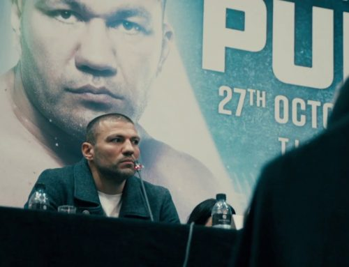 Pulev vs Fury, Official Pressconference
