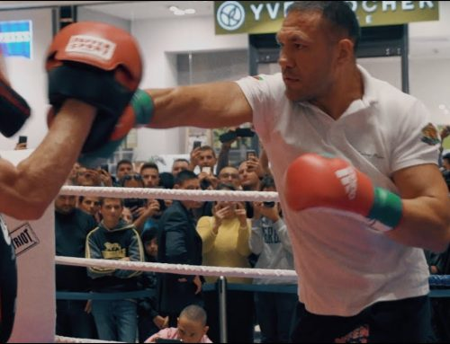 Pulev vs Fury, Open practice