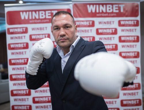 WINBET подкрепя Кубрат Пулев в похода му към световната титла